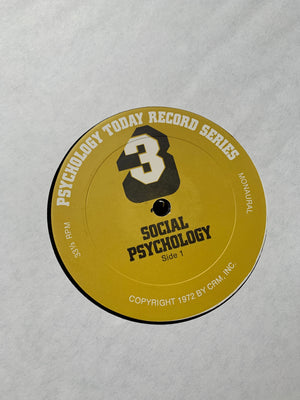 1970's Psychology Today Boxed Album Set