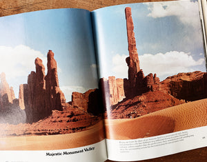 Vintage The Beautiful Southwest Book