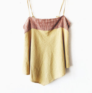 Vintage Thai Cotton Tank Top
