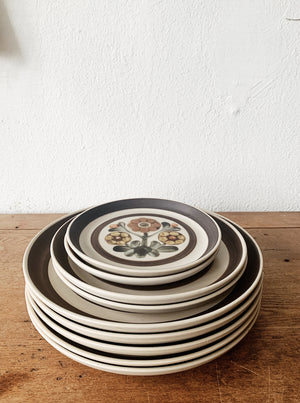 Mid Century Denby Mayflower Dishes