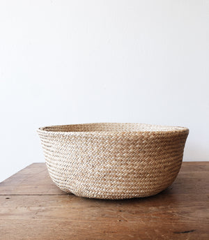 Seagrass Tote or Plant Basket