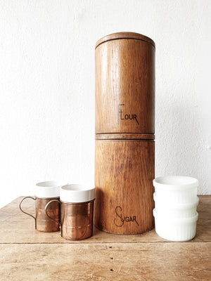 1970 S Kitchen Canisters Maven Collective