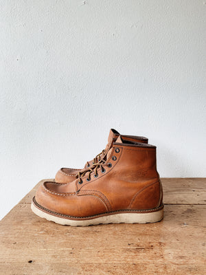 Vintage Red Wing Boots