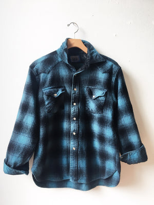 Vintage Pendleton Plaid Shirt
