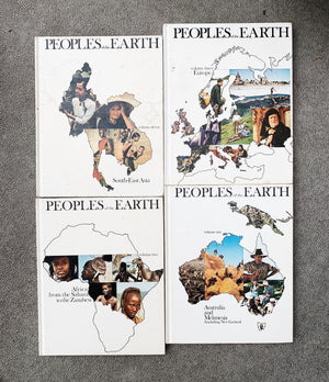 Vintage Peoples of the Earth
