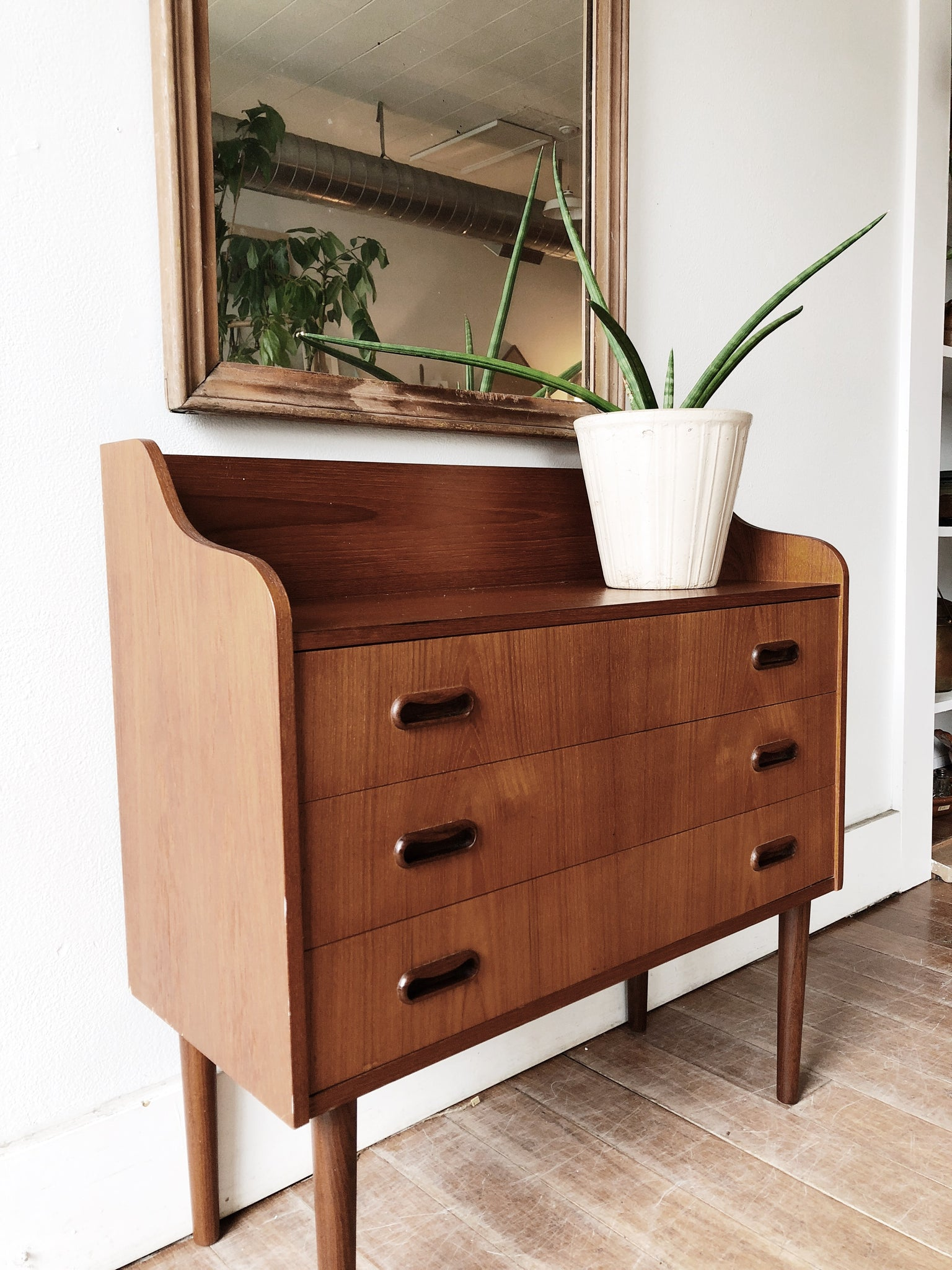 Vintage Danish Modern Chest of Drawers