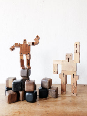 Handmade Karpenter Wood Blocks