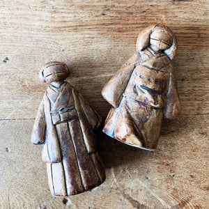 Handmade Clay Figurines