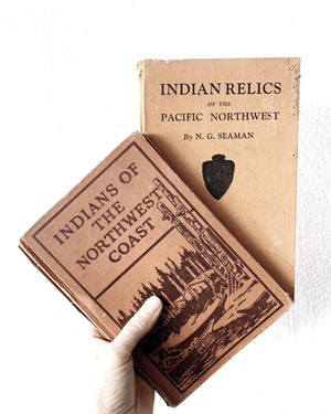Antique Northwest Native American Books