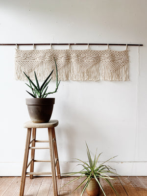 Crochet Window/Doorway Valance
