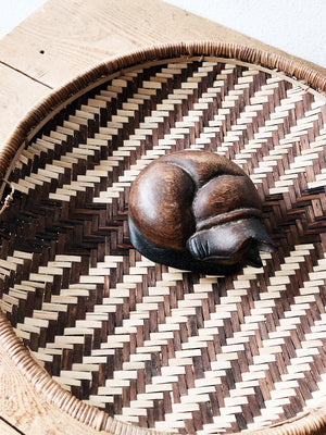 Vintage African Drying Basket