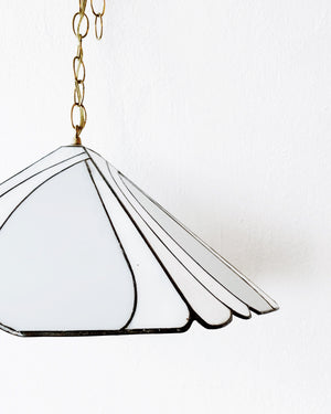 Stained Glass Pendant Light