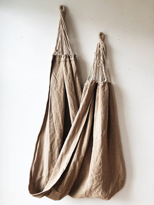 Linen Cotton Fabric Hammock