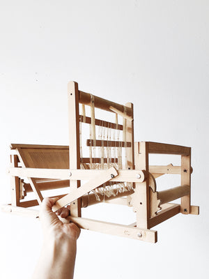 Swedish Tabletop Weaving Loom