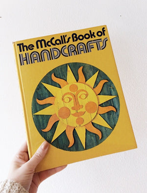 Vintage McCall's Book of Handcrafts