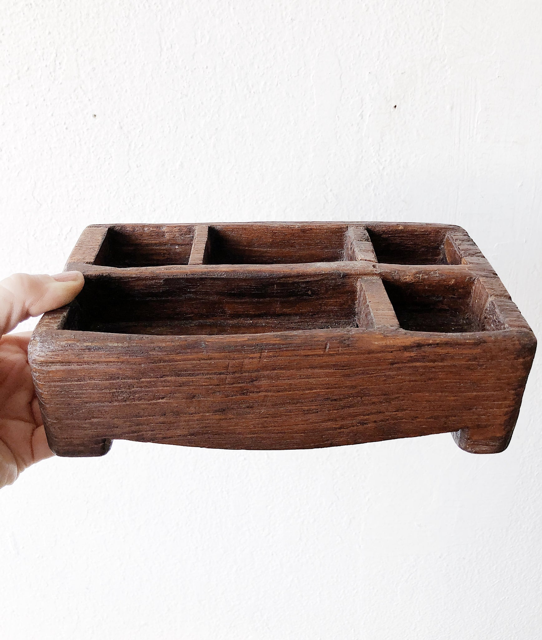 Vintage Indonesian Spice Box