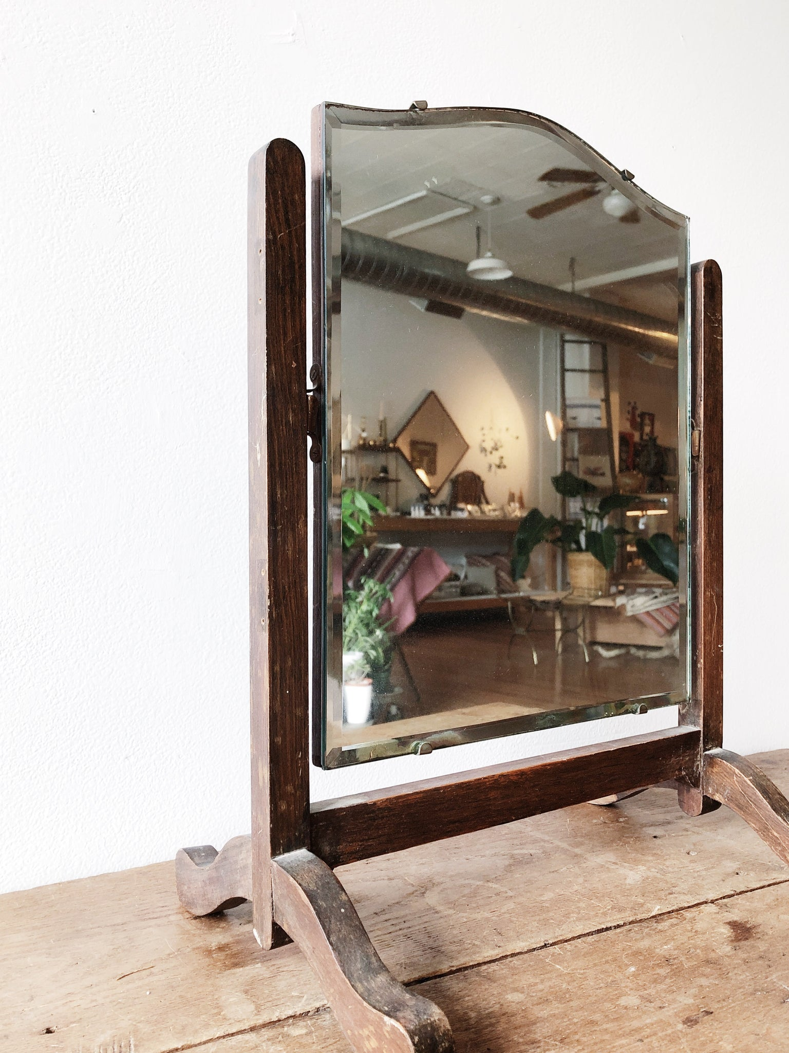 Antique Dressing Mirror