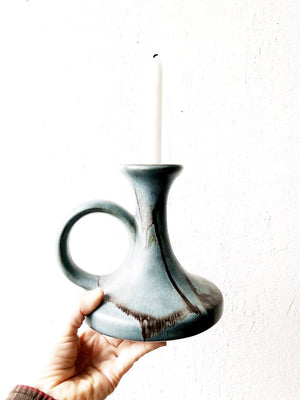 Extra Large Handmade Candle Holder