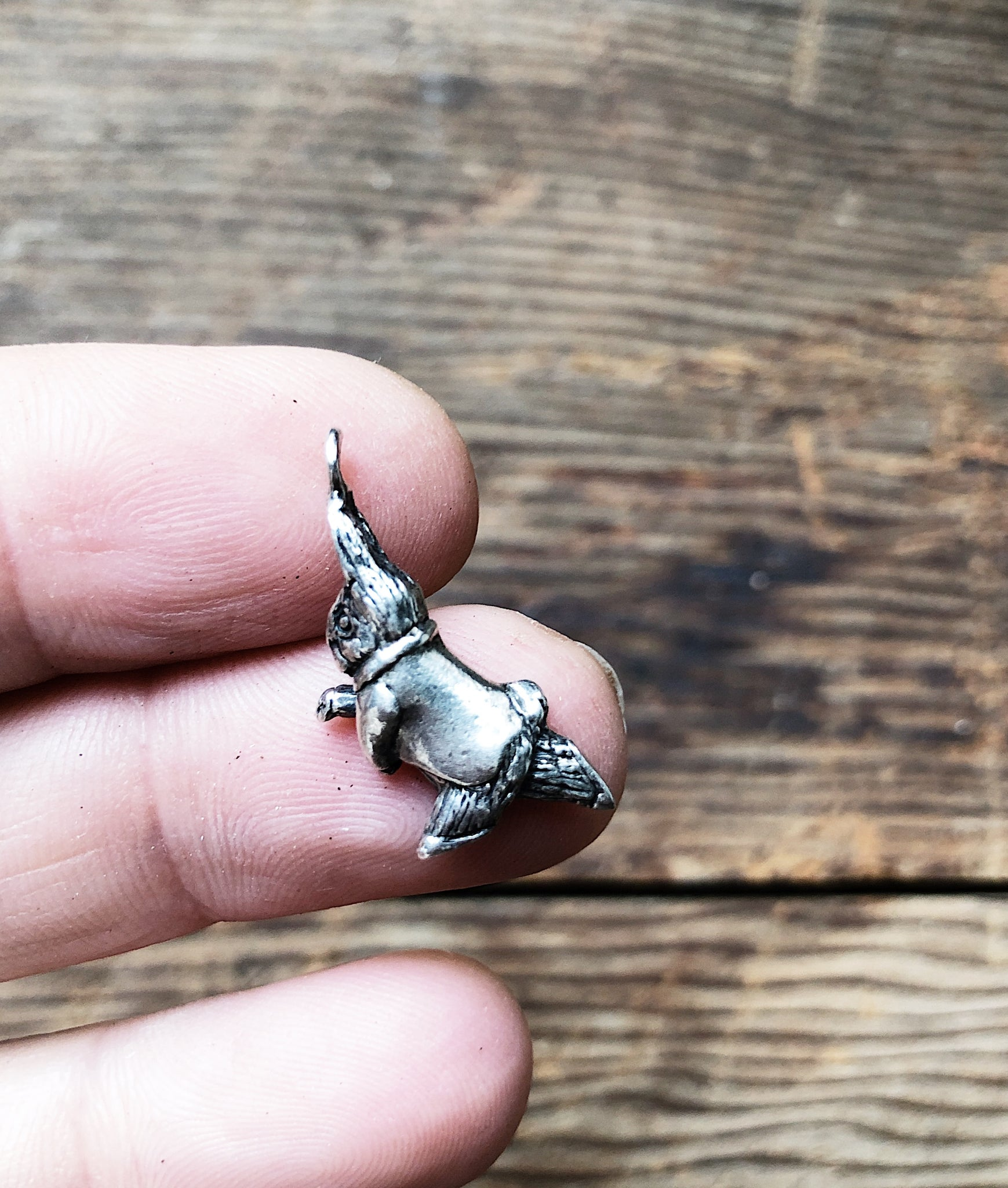 Vintage Sterling Silver Charm