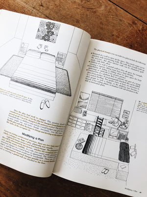 Vintage Planning a Home Book