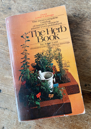 The Herb Book c1974
