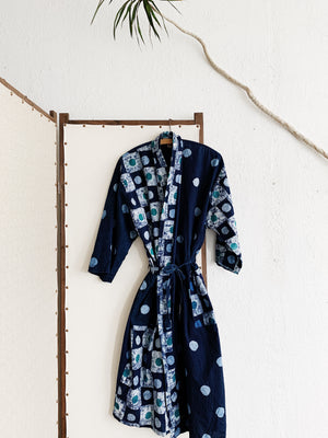 Cotton Robe by Global Mamas