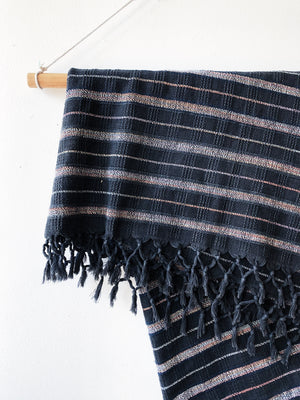 Vintage Heavyweight Indian Cotton Blanket