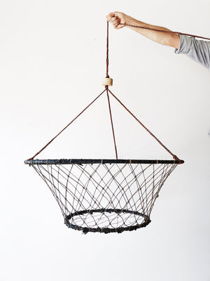 Extra Large Hanging Storage Basket