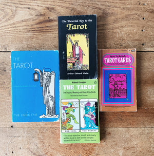 Vintage Tarot Studies Books