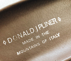 Donald Pliner Italian Sandals - never worn
