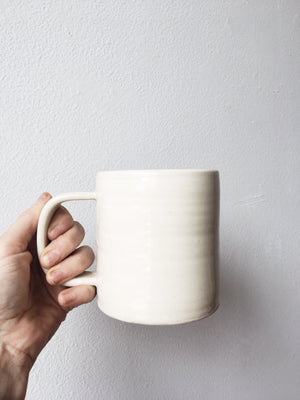 Neutral Handmade Mug