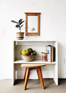 Vintage Handmade Shelf