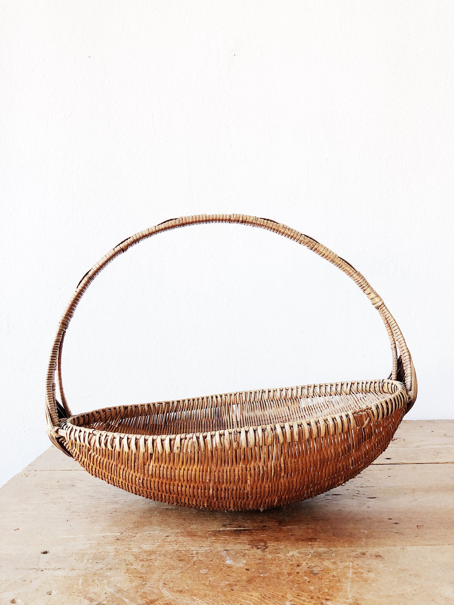Handmade Gathering Basket