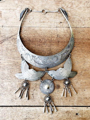 Vintage Mexican Neck Collar