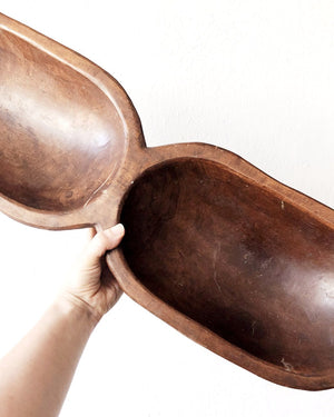 Giant Primitive Dough Bowl
