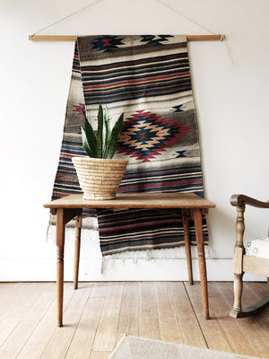 Vintage Southwest Wool Runner