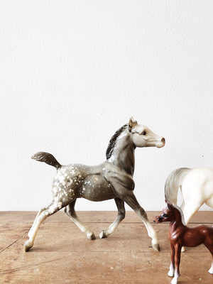 Vintage Breyer Horse Collection