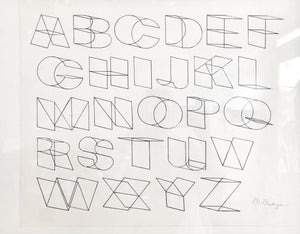 Vintage Hand Drawn Font Sampler
