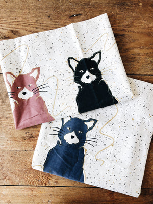 Vintage Cat Pillowcases