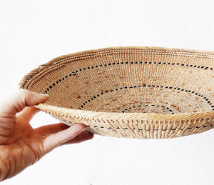 Vintage South American Drying Basket