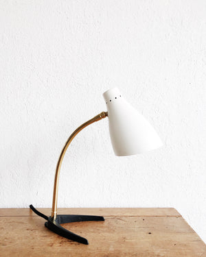 Vintage Boomerang Base Lamp