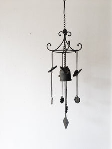 Vintage Iron Wind Chime
