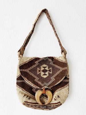 Vintage Carpetbags of America Purse