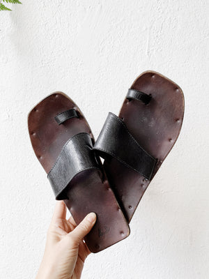 Handmade Leather Jutta Neumann Sandals