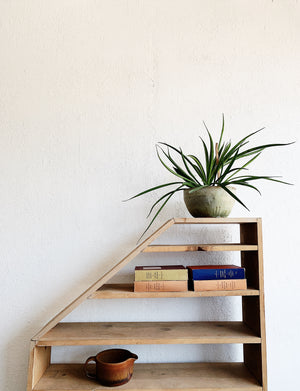 Handmade Wood Shelf