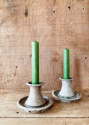 Handmade Ceramic Candle Holders