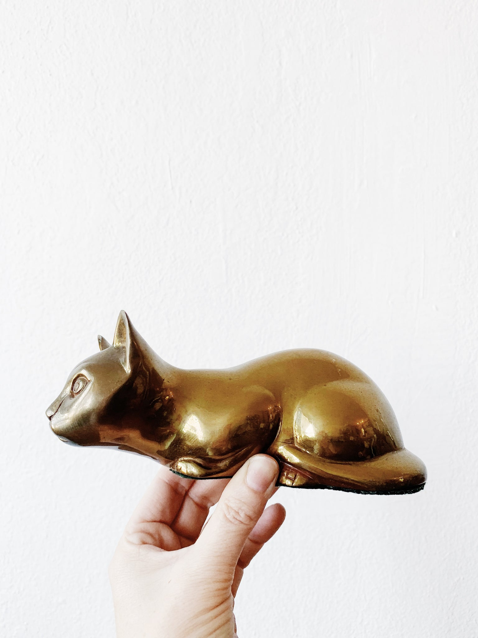 Vintage Animal Sculpture
