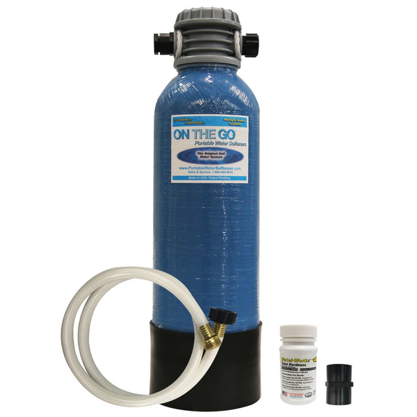 On The Go™ Portable Standard Water Softener