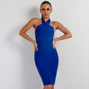 Magi Bodycon Bandage Dress