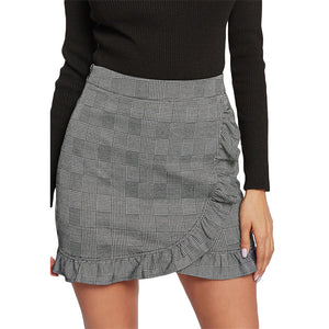 Ambar Grey Skirt